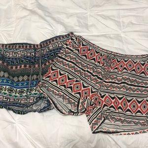 Flowy Shorts Set
